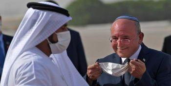اولین سفر رسمی از امارات به تلآویو، شاید فقط در فرودگاه