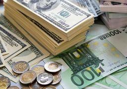 صعود قیمت دلار در هفتهای که گذشت +نمودار