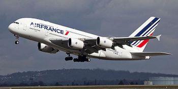 پروازهای ایرفرانس به ریاض تعلیق میشود