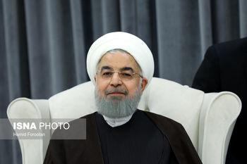 روحانی: با ارتقای امید و مشارکت مردم کمهزینهتر از مقطع سخت فعلی عبور میکنیم