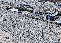 چرا انبارهای خودروسازان داخلی پر است؟
