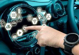 اینترنت اشیا صنعت خودرو سازی را متحول می کند