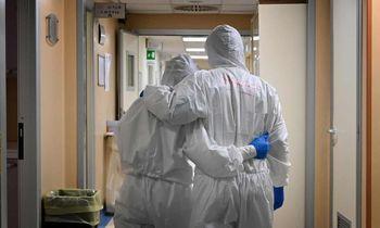 شهادت ۱۱۰ عضو کادر درمان به دلیل کرونا