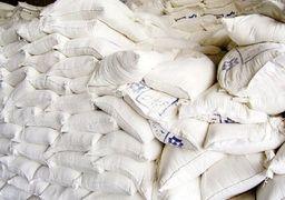 کشف 5 تن آرد قاچاق در بجنورد