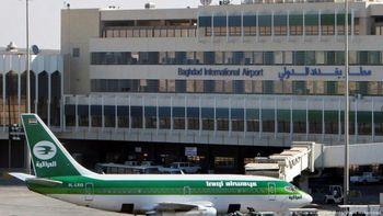 حمله به فرودگاه بغداد