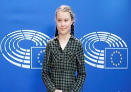 حمله شدید پوتین به دختر حامی محیط زیست !