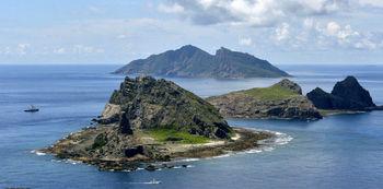 یک جزیره در ژاپن ناپدید شد