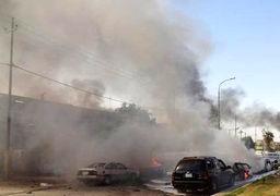 شهادت 2 زائر اربعین در اثر انفجار در خانقین