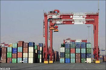 افزایش ۳۳ درصدی صادرات از مرز پرویزخان قصرشیرین/یک میلیون و ۳۴۴ هزار تن کالا صادر شد