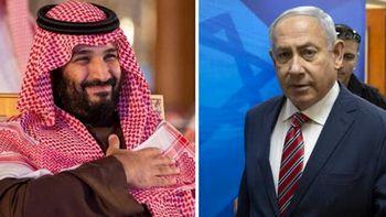 افشاگری سعودیها درباره حرفهای شخصی بنسلمان به نتانیاهو