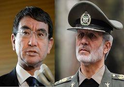 وزیر دفاع: هیچ سندی مبنی بر دخالت ایران در حادثه آرامکو عربستان وجود ندارد