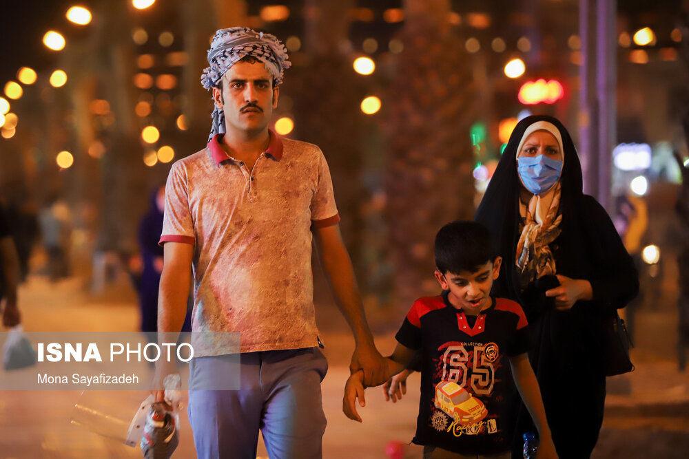 تصاویر: بدون ماسک در مقابل کرونا