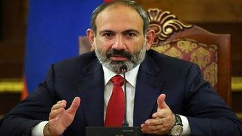 نخست وزیر ارمنستان مسئولیت شکستها در قره باغ را پذیرفت