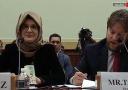 نامزد خاشقجی در کنگره آمریکا: بیعملی جامعه بینالمللی غیرقابل باور است
