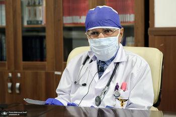 ببینید| رئیس تیم پزشکی امام خمینی (س) در مورد عزاداری محرم چه میگوید؟