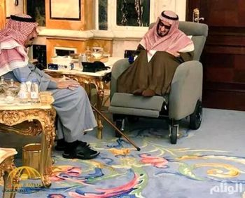 برادر پادشاه عربستان فوت کرد