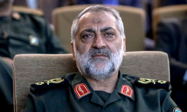سردار ابوالفضل شکارچی- سخنگوی ارشد نیروهای مسلح جمهوری اسلامی ایران