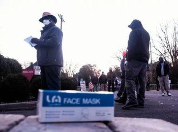 مبتلایان به کرونا هم میتوانند در انتخابات آمریکا شرکت کنند