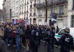 اعتراضات فرانسه به مدارس و دانشگاهها کشیده شد