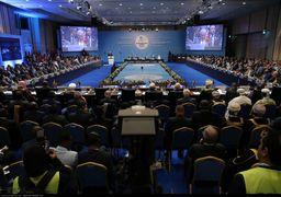 حسن روحانی در عکس یادگاری اجلاس سازمان همکاری اسلامی در کنار چه کسی ایستاد؟ + عکس