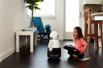 ربات انسان نمایی که به کودکان ریاضی یاد می دهد +عکس
