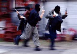 سرقت مسلحانه از بانک ملی اهواز