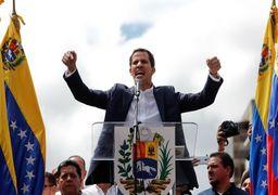 نیروهای امنیتی ونزوئلا در پی همسر گوایدو