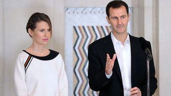 آمریکا، بشار اسد و همسرش را تحریم کرد