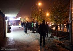 کرباسچی و زیباکلام هنگام زلزله تهران چه می کردند؟