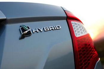 خودرو های هیبریدی در ایران چند؟