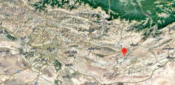 زلزله خوشهای در شرق تهران