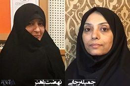 نظر صریح دختر شهید رجایی در مورد شباهت احمدی نژاد و پدرش + عکس