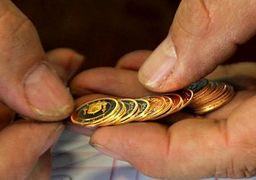 جهش ناگهانی قیمت سکه طلا