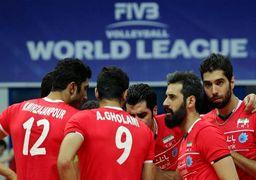 تیم ملی والیبال ایران امشب مقابل حریفی سرسخت قرار می گیرد
