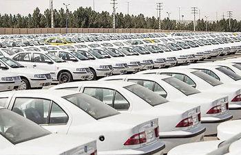 افت ۳ تا ۱۵ میلیون تومانی قیمتها دربازار خودروی تهران