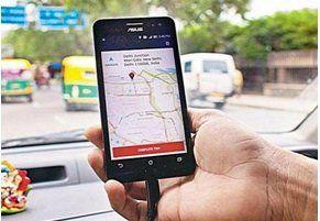 گوگل مپ تغییر مسیر بی مورد تاکسی ها را به مسافران هشدار می دهد
