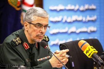 قدردانی سرلشکر باقری از وزارت نفت