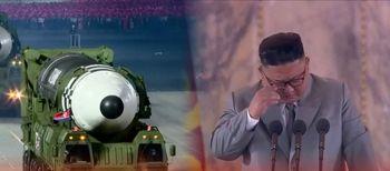 دلیل واقعی گریه رهبر کره شمالی چه بود؟