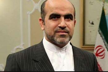 واکنش سفیر ایران درلاهه به اظهارات «ریچارد بلک»